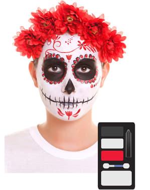 Catrina Make-Up für Erwachsene