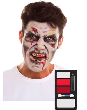 Zombie make-up for adults