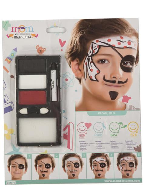 Chlapecký make up pirát
