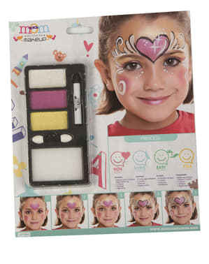 Maquillage princesse perle enfant