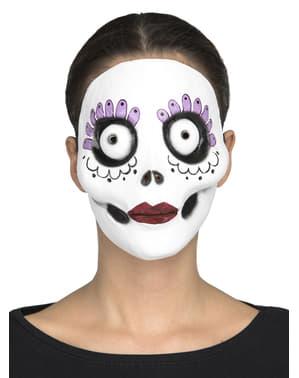 Burton tarzı kadınlar için ölü maske günü