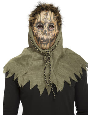 Maska stracha na wróble dla dorosłych