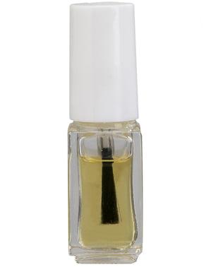 Mastix klebende flytende lim for proteser