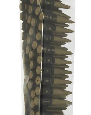 Cinturón de balas