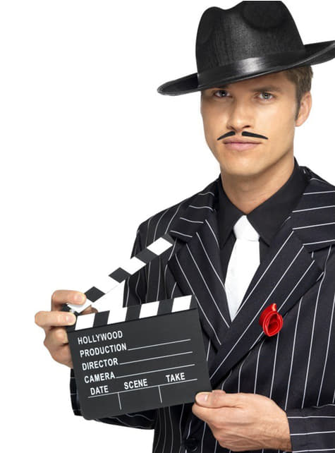 Filmklapper in Hollywood stijl