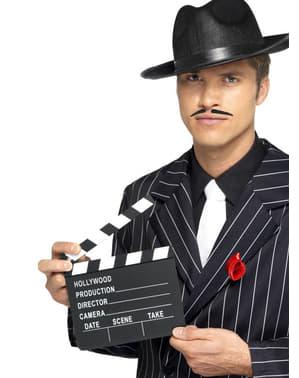 Filmová klapka hollywoodský styl