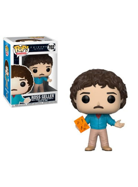 Funko POP! Ross ochentero - Friends