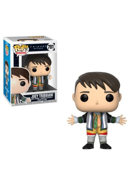 Funko POP! Joey habillé comme Chandler - Friends