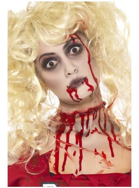 Kit de maquillage de zombie