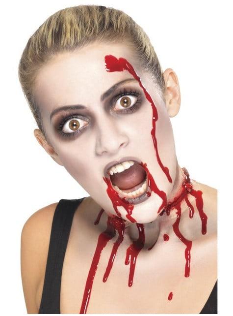 Set de maquillaje de zombie - Carnaval