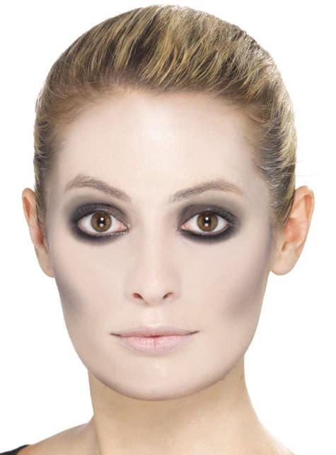 Sæt med gotisk makeup