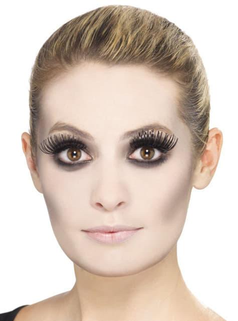 Zestaw make up gotycki