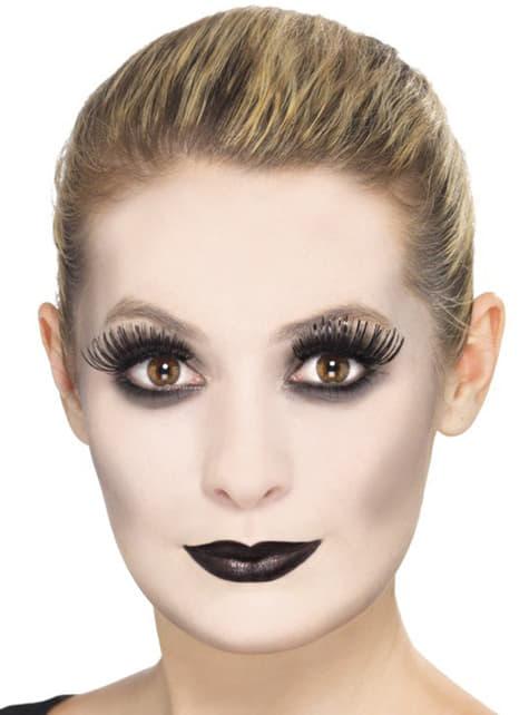 Conjunto de maquilhagem gótico