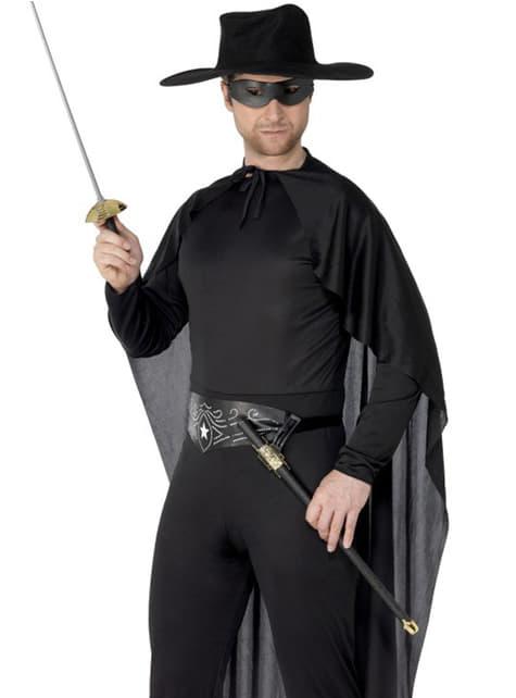 Épée et masque