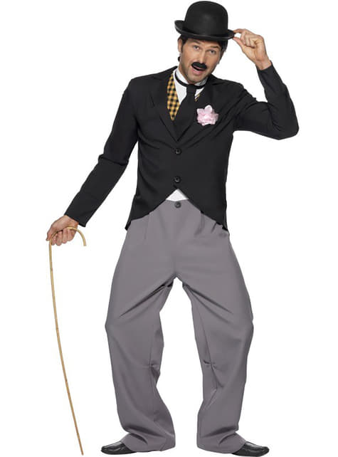 Мъжки костюм на телевизионна звезда от 20-те