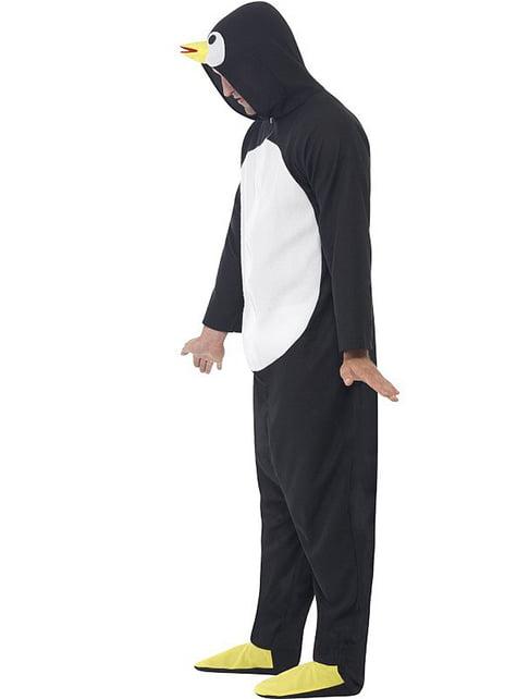 面白いペンギン男アダルトコスチューム