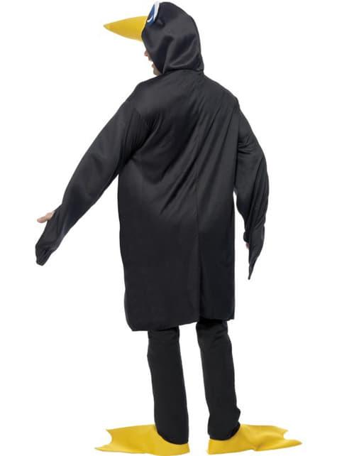 Costum de pinguin dansator pentru bărbat