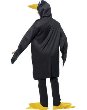 Costume da pingüino ballerino per uomo