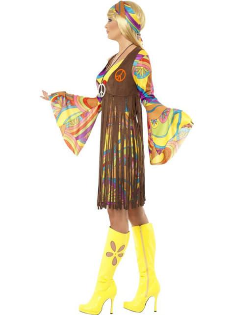 Déguisement spectaculaire de fille des années 60