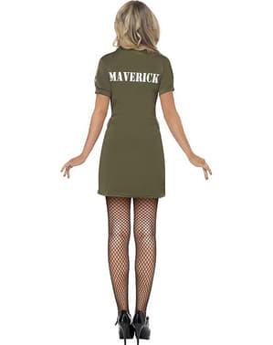 Costume da Top Gun sexy per donna