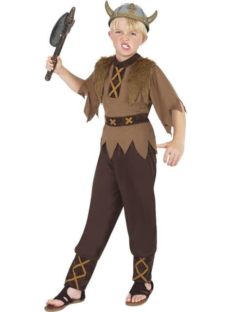 Viking boy Kids costume