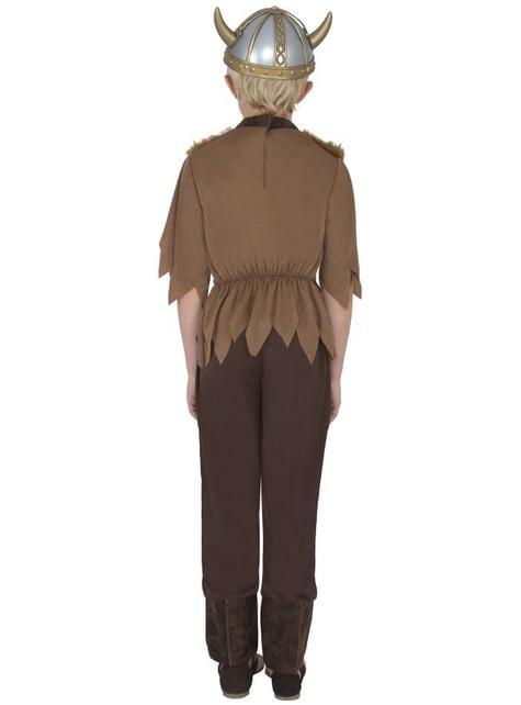 Disfraz de vikingo para niño - hombre