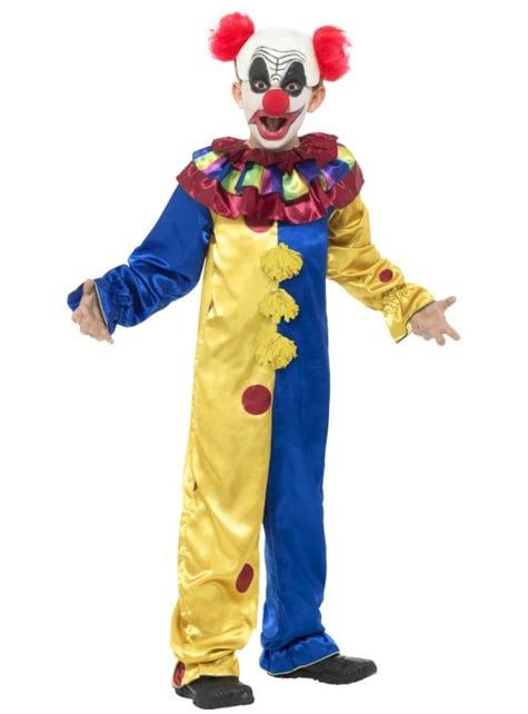 Costum de Clovn pentru băiat - Coșmaruri
