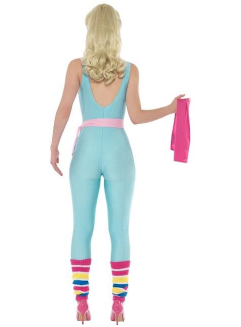 Disfraz de Barbie deportista para mujer - mujer