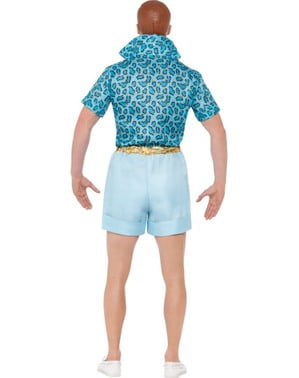 Maskeraddräkt Ken safari vuxen - Barbie