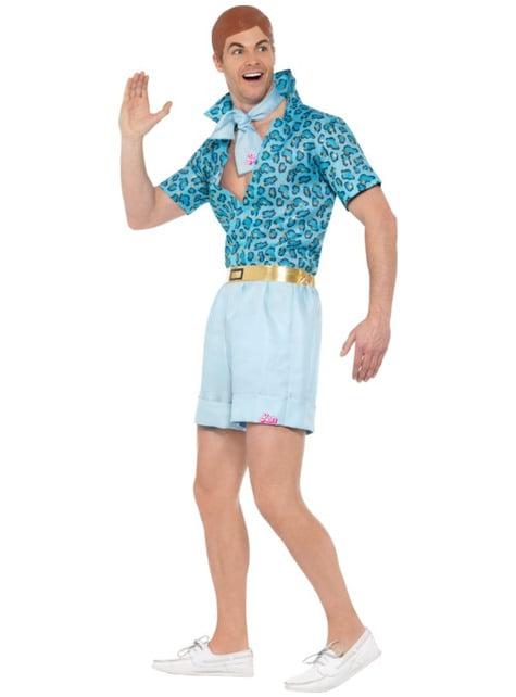 Costume di ken safari per uomo barbie i più divertenti funidelia