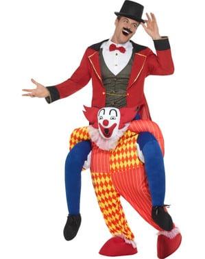 Clown naik pakaian untuk orang dewasa