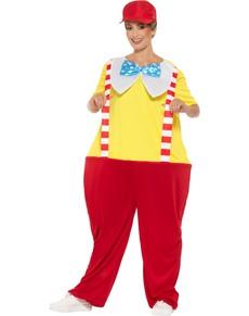 Tweedle Dee Dum kostume til voksne