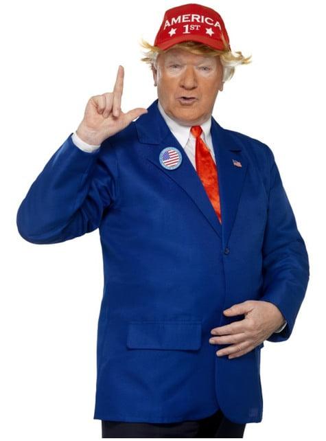 Strój Donald Trump