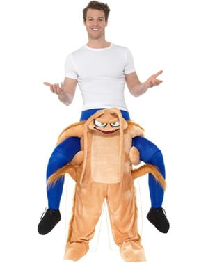 Cockroach Piggyback Costume