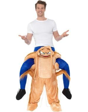 Costume Ride On da scarafaggio