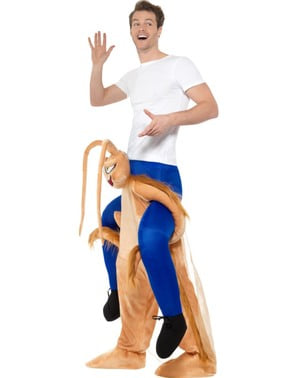 Huckepack Kostüm Kakerlake