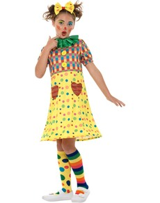 Clown And Circus Costumes Funidelia