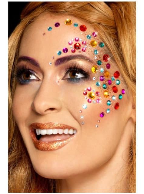 100 bijoux visage