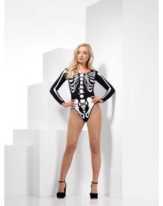 Body de esqueleto para mujer
