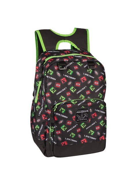 Mochila de Minecraft Scatter Creeper