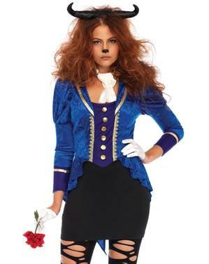 Bestialisches Belle Kostüm für Damen