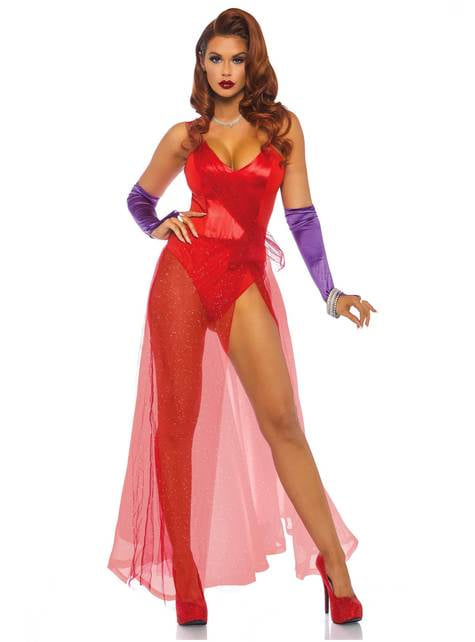 Sexy Redhead Costume for Women