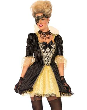 Venetian carnival costume for women