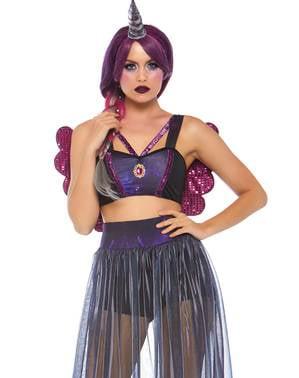 Costum de unicorn galactic pentru femeie
