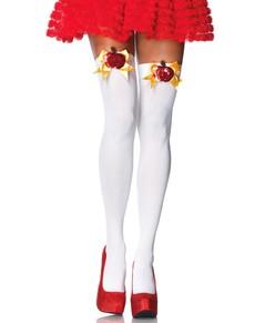 Snow White stockings for women