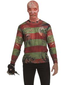 Camiseta de Freddy Pesadilla para adulto