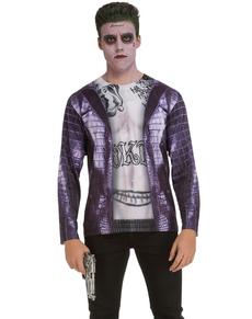 Camiseta de Joker Suicide para hombre