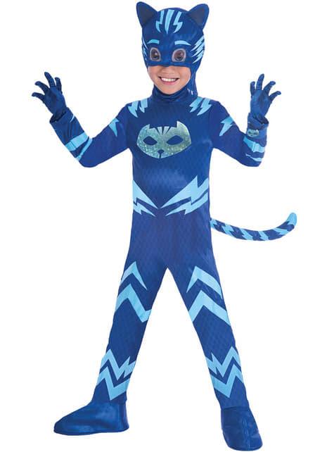 Fato de Catboy PJ Masks deluxe para menino