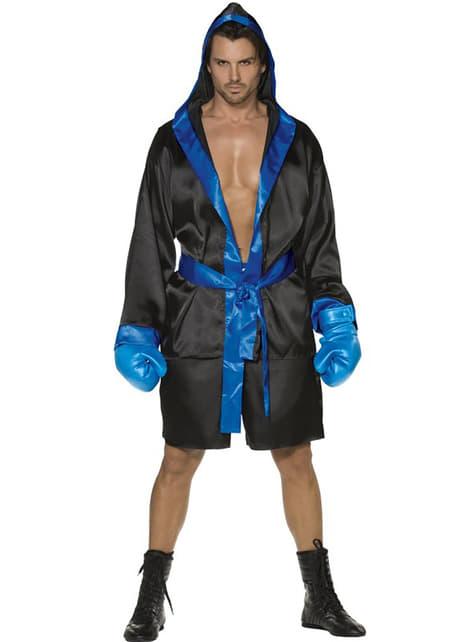 Disfraz de boxeador valiente Fever para hombre - hombre