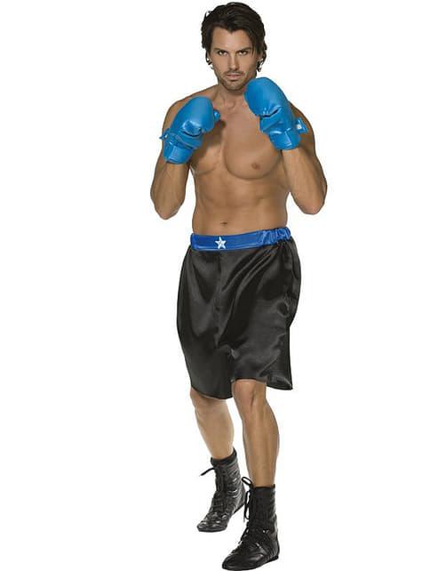 Disfraz de boxeador valiente Fever para hombre - original